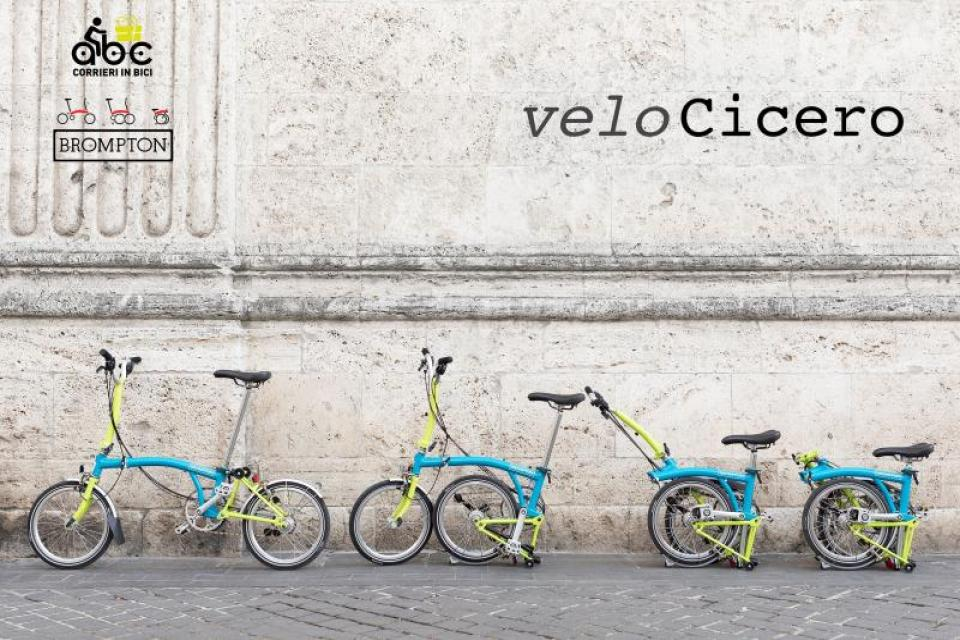 Novità: Velocicero, accoglienza bike friendly